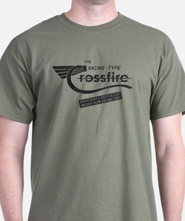 Crossfire Vintage T-Shirt