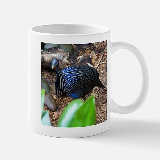 vulterine guineafowl Mug
