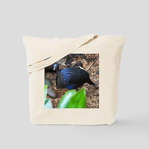 vulterine guineafowl Tote Bag