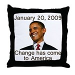 Inauguration Day Throw Pillow