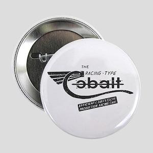 """Cobalt Vintage 2.25"""" Button"""