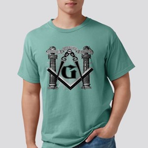 Compass and Pillars Shir T-Shirt