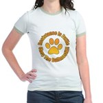 Bullmastiff Jr. Ringer T-Shirt