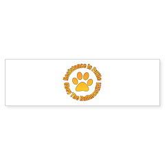 Bullmastiff Sticker (Bumper 10 pk)