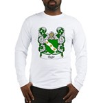 Rego Family Crest Long Sleeve T-Shirt