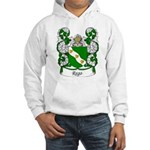 Rego Family Crest Hooded Sweatshirt
