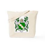 Rego Family Crest Tote Bag