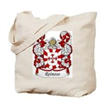 Reinoso Family Crest Tote Bag