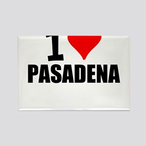 I Love Pasadena Magnets