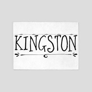 Kingston 5'x7'Area Rug
