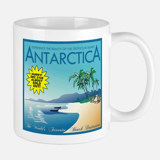 Visit Tropical Antarctica Mug