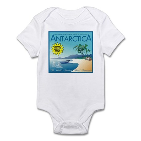 Visit Tropical Antarctica Infant Bodysuit