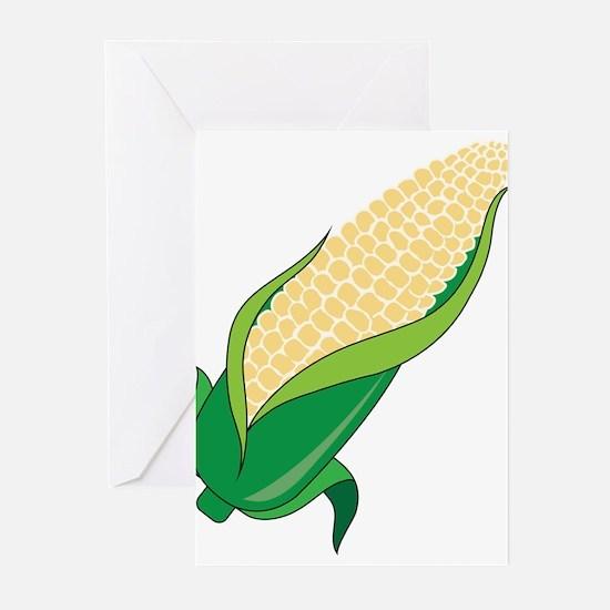 Corn Greeting Cards
