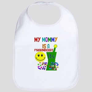 Pharmacist Mommy Baby Bib