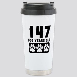 147 Dog Years Old Mugs