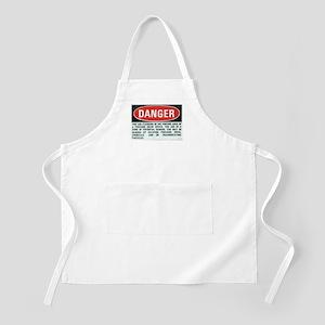 Danger Zone BBQ Apron