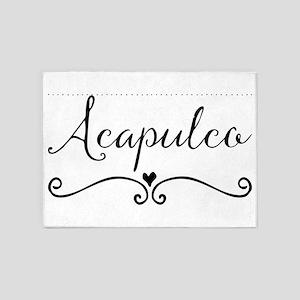 Acapulco 5'x7'Area Rug