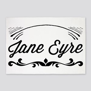 Jane Eyre 5'x7'Area Rug