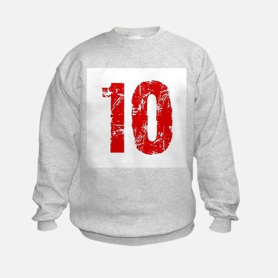 Unique Number Sweatshirt