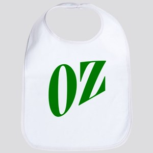 Emerald City of Oz Bib
