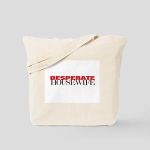 """""""desperate"""" Tote Bag"""