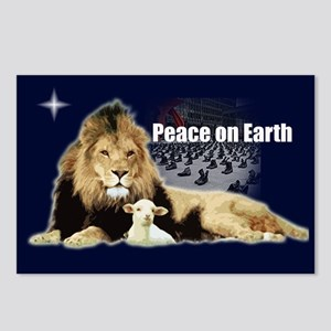 Peace on Earth for the Religi Postcards (Package o