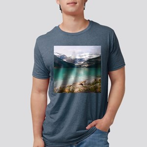 mountain landscape lake louise T-Shirt