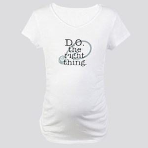 The Right Thing Maternity T-Shirt