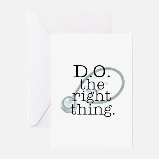 Cute Osteopathic Greeting Cards (Pk of 10)