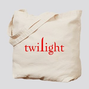 Twilight in red Tote Bag