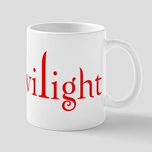 Twilight in red Mug