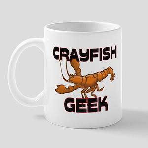 Crayfish Geek Mug