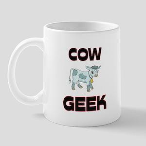 Cow Geek Mug