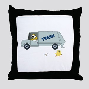 Oh No! Throw Pillow