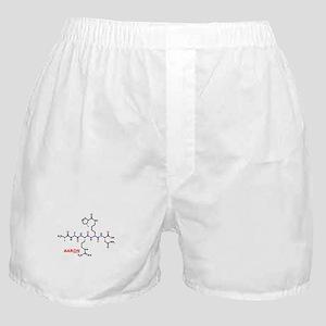 Aaron name molecule Boxer Shorts