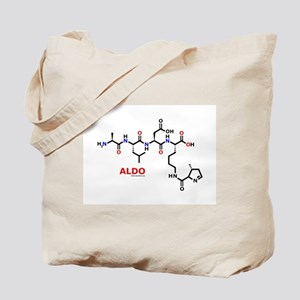 Aldo name molecule Tote Bag