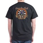 Wild West Darts Saloon Dark T-Shirt