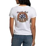 Wild West Darts Salo Women's Classic White T-Shirt
