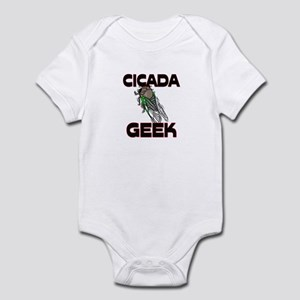 Cicada Geek Infant Bodysuit