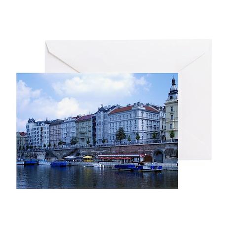 Prague, Czech Republic Greeting Cards (Pk of 10)