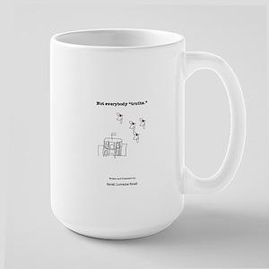 "Not everybody ""truths."" Mugs"