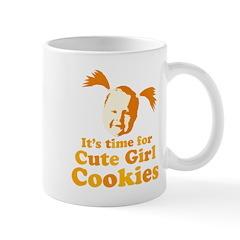 Cute girl Mug