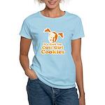 Cute girl Women's Light T-Shirt
