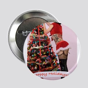 "Holidays 2.25"" Button"