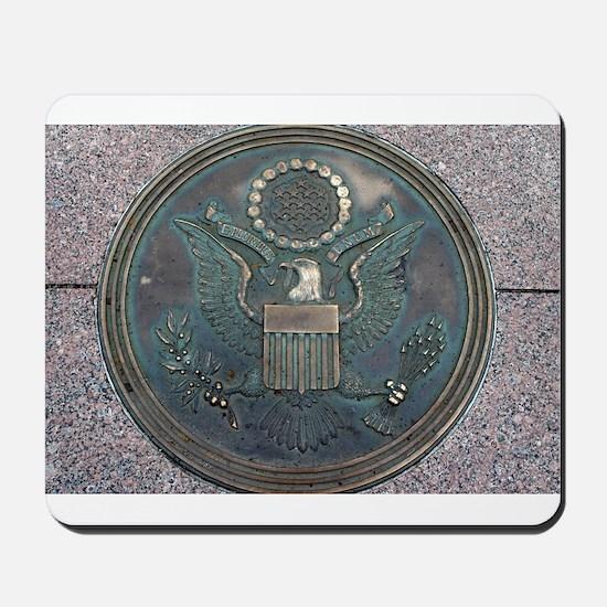 Original Great Seal Of The US Mousepad