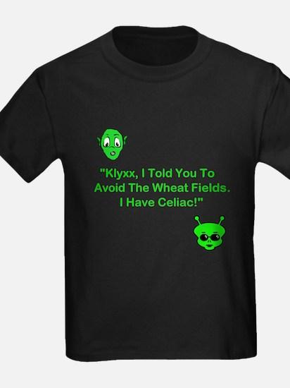 Klyxx, Avoid The Wheat! T
