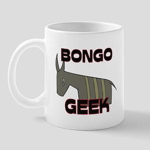Bongo Geek Mug