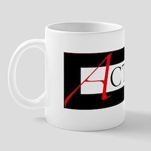 Act Out Mug