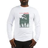 Snowmobiling Long Sleeve T-shirts