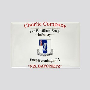 C co 1/50 inf Rectangle Magnet